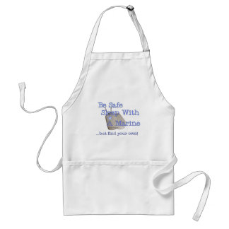 Be Safe Sleep With Adult Apron