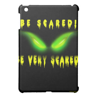 Be Scared, Be Very Scared Ipad  Speck Case Case For The iPad Mini