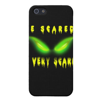 Be Scared, Be Very Scared Iphone 4 Speck Case