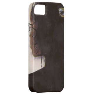 Be Seeing You: Woman with Eyes in Back of Her Head iPhone 5 Cases
