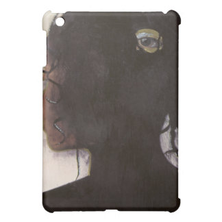 Be Seeing You: Woman with Eyes in Back of Her Head iPad Mini Case
