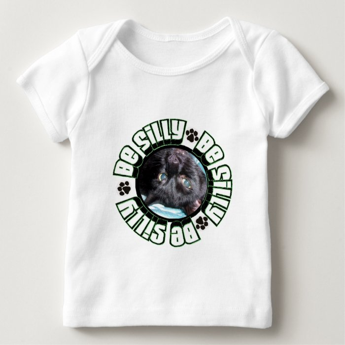 Be Silly Baby Clothes Baby T-Shirt