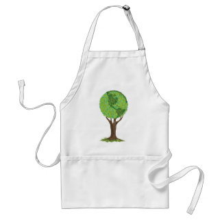 BE SMART RECYCLE ADULT APRON