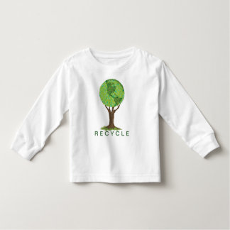 BE SMART RECYCLE TODDLER T-SHIRT