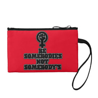 Be somebodies not somebody's coin wallet