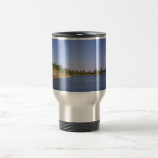 Be Still and Know 15 Oz Stainless Steel Travel Mug