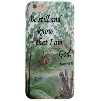 Be  Still and Know Barely There iPhone 6 Plus Case