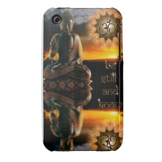 Be Still and Know Case-Mate iPhone 3 Cases