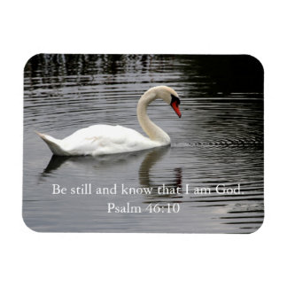 Be still and know...scripture magnet
