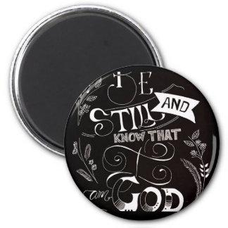 Be still black magnet