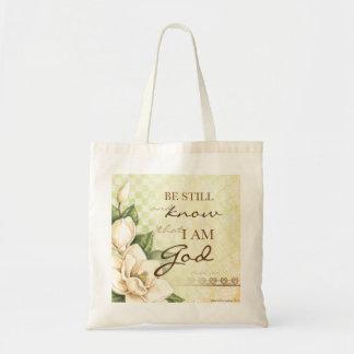 Be Still... Magnolia Tote Tote Bag