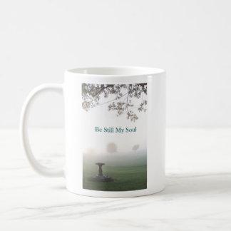 Be Still My Soul Classic White Coffee Mug