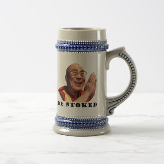 Be Stoked Beer Stein