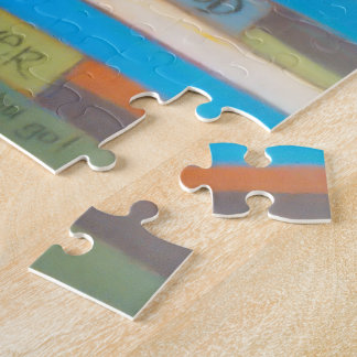 Be Strong & Courageous Puzzle with Gift Box