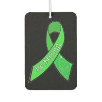 """Be Strong"" Lyme Disease Awareness Air Fresheners"