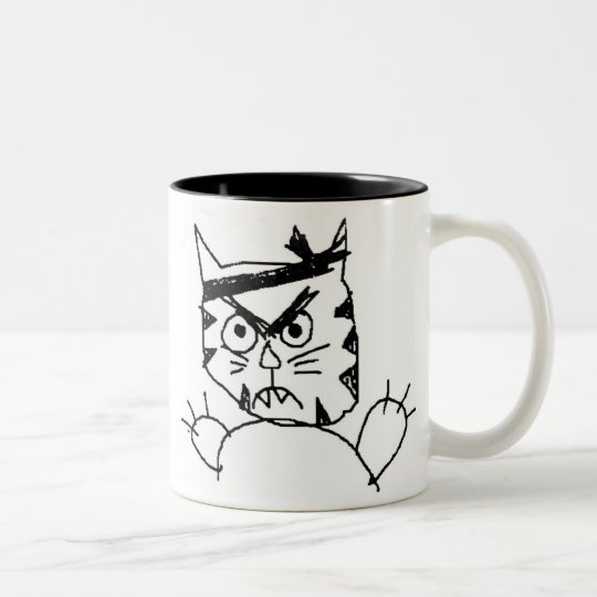 Be Strong Two-Tone Coffee Mug