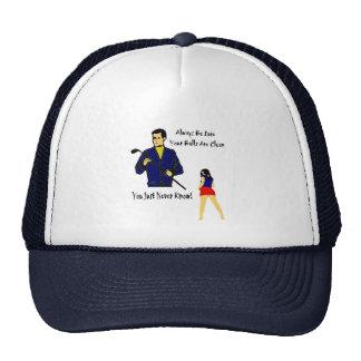 Be Sure Trucker Hat