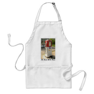 Be Sure With Pure Adult Apron