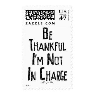 Be Thankful Postage