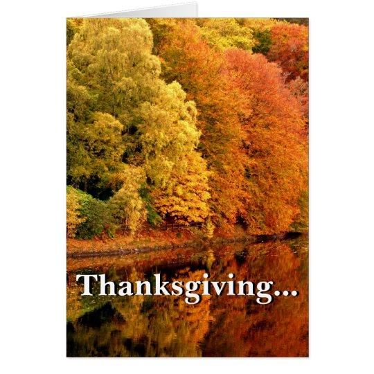 Be thankful unto Him Psalm 100 Card