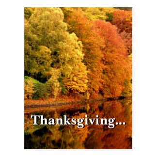 Be thankful unto Him Psalm 100 Postcard