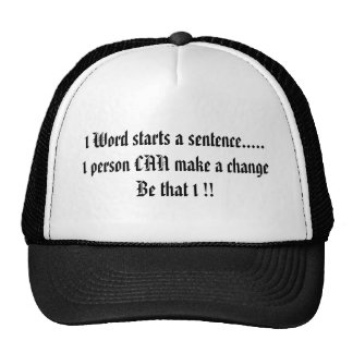 Be that 1 Hat