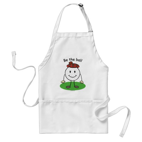 Be the Ball Adult Apron