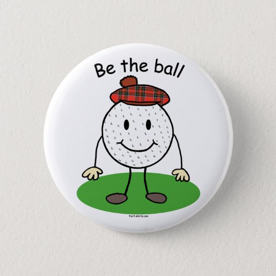 Be the Ball Button