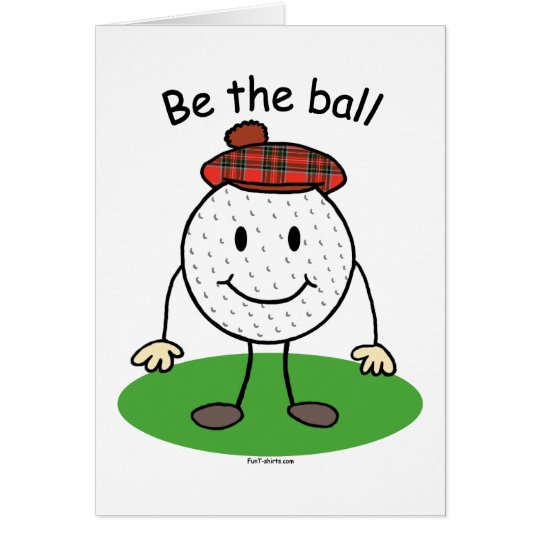 Be the Ball Card