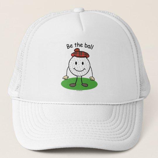 Be the Ball Trucker Hat