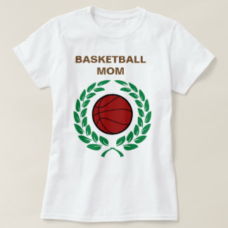 Be The Best Basketball Mom T-Shirt