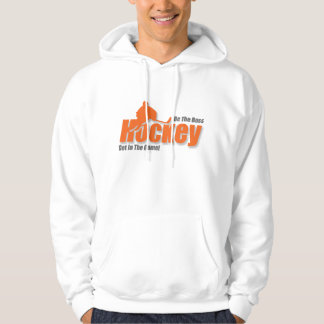 Be The Boss Hockey Hooded Sweatshirt
