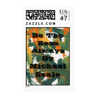 Be The Boss Postage
