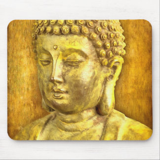 Be the Buddha Mouse Pad