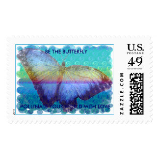 Be the Butterfly Stamp