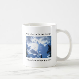 Be the Change 15 oz. mug