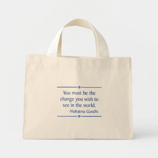 Be The Change Bag