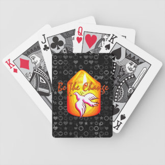 Be The Change Bicycle Playing Cards