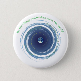 Be The Change Button
