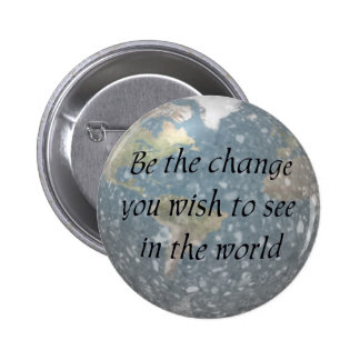 Be the change... button