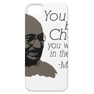 Be The Change iPhone 5 Covers