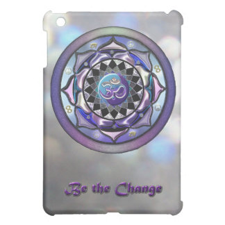 Be the Change Metallic iPad Mini Cases