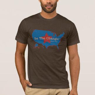 Be The Change USA Basic T-Shirt