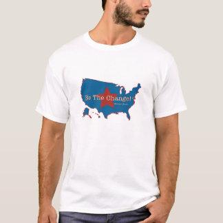 Be The Change USA edun Live Ladies T-Shirt