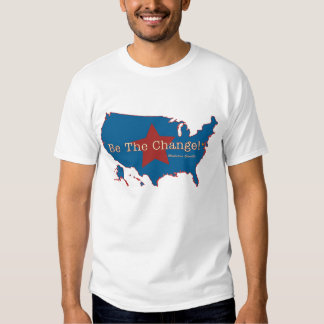 Be The Change USA edun LIVE Toddler T T-shirt
