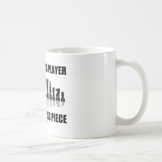 Be The Chess Player Not The Chess Piece Coffee Mug