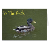 Be the Duck