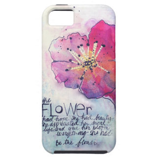 Be the Flower iPhone 5 Case