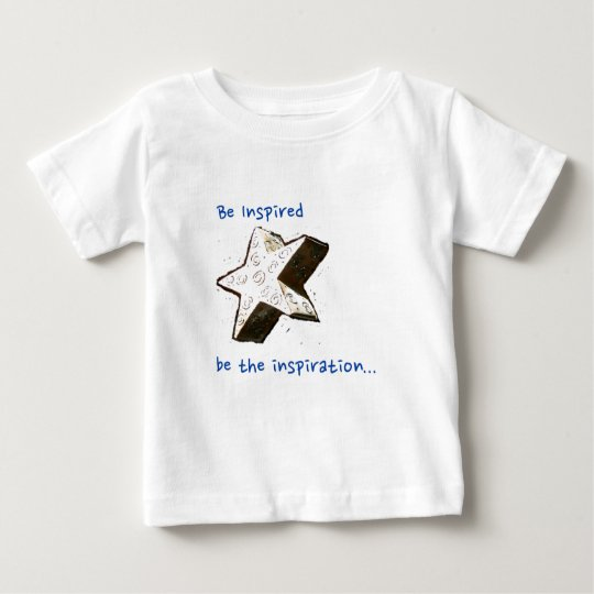 Be the Inspiration Baby T-Shirt