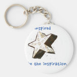 Be the Inspiration Keychain
